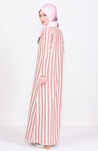 Striped A Pile Dress 2479-03 Tile 2479-03