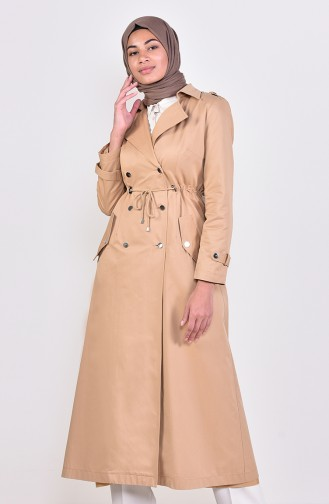 Trench Coat Camel 6796-05