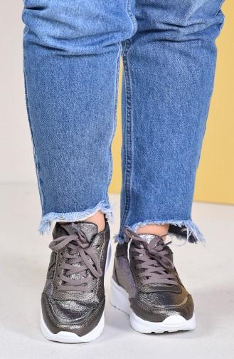 Allforce Sneakers Women´s Shoes 0756-01 Copper 0756-01