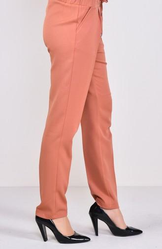 Pantalon a Lacets 1953-02 Coquille D´ognion 1953-02