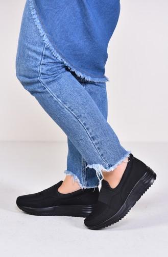 Women´s Casual Shoes 0790-02 Black 0790-02
