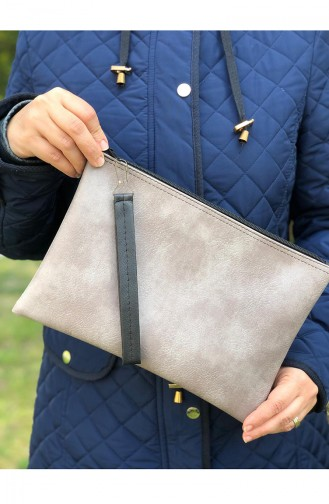 Mink Portfolio Hand Bag 12-21