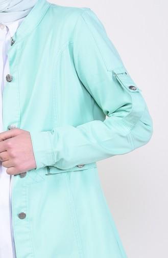 Mint green Jacket 6049-03