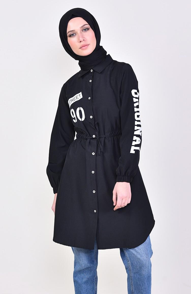 151b4b14615 Black Tunic 4145-01 ...
