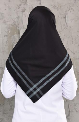 Black Scarf 90577-04