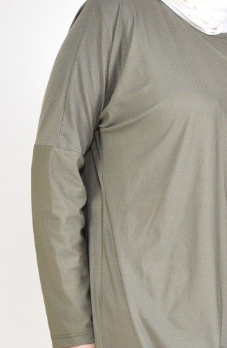 Basic Tunik 0799-02 Haki