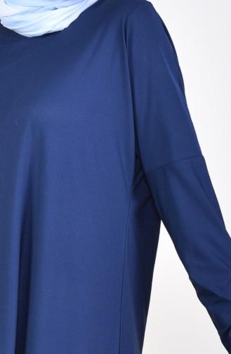 Basic Tunik 0799-05 Lacivert