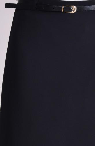 Belt Skirt 2204-06 Black 2204-06