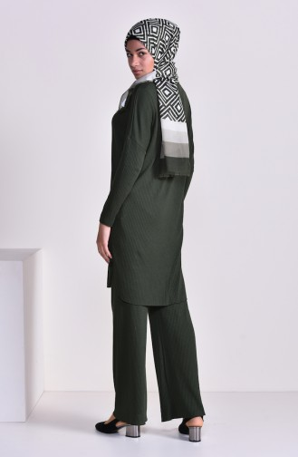 Tunic Pants Binary Suit 3311-16 Light Emerald Green 3311-16