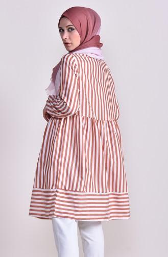 Striped Tunic  9020-02 Taba 9020-02