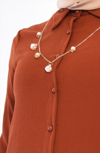 Necklace Tunic 4165-07 Tile 4165-07