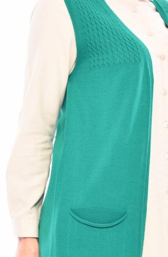 Green Vest 4121-16