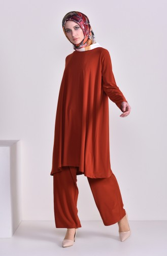 Tunic Pants Binary Suit 0123-06 Tile 0123-06