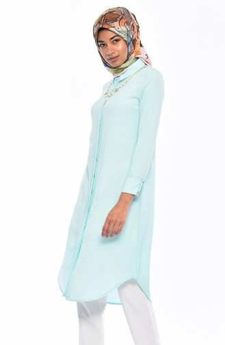 Mint green Tuniek 4224-03