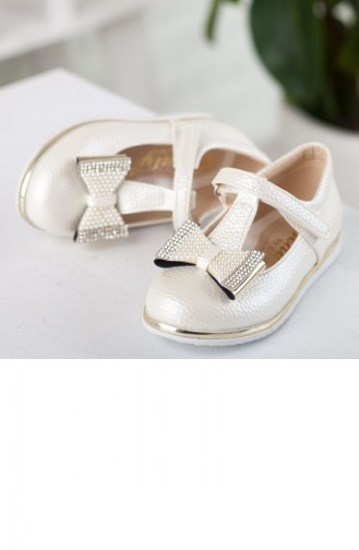 Nacre Kids Shoes 19BYSLE0003048