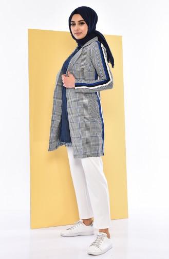 Saxon blue Jacket 0266-01