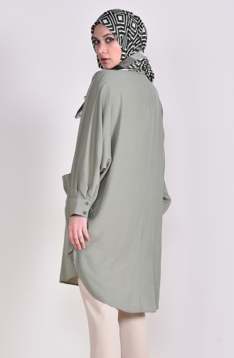 Khaki Tunic 6480-01