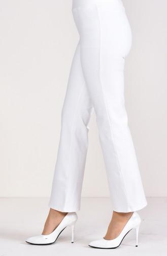 Pantalon 2200-02 Blanc 2200-02