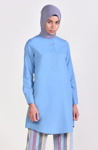 Tunique Bleu 6474-01