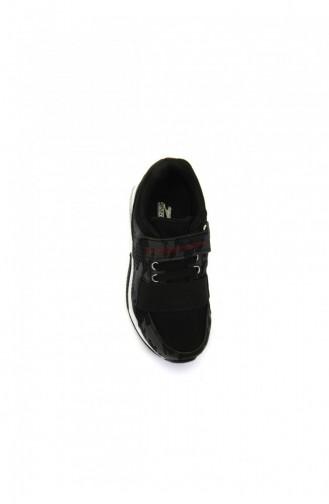 Slazenger Sport Kids Shoes Black Camouflage 80295