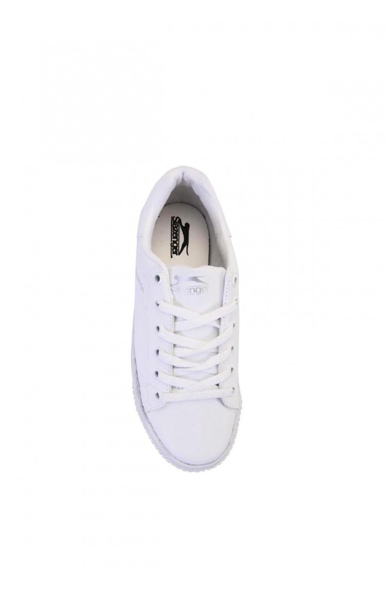 Gala Chaussures 82800 Blanc Slazenger Femme Pour 7Yvb6ygf