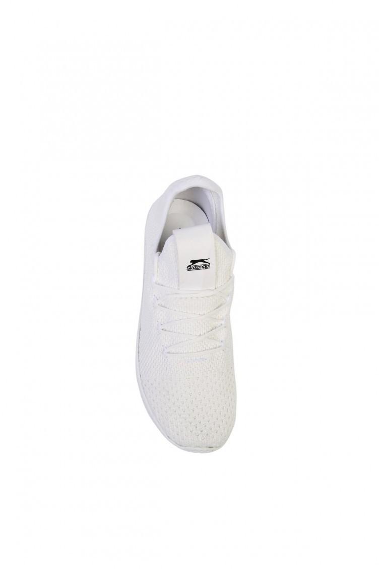 07c154a497 Slazenger Running Walking Women´s Shoes White 80502