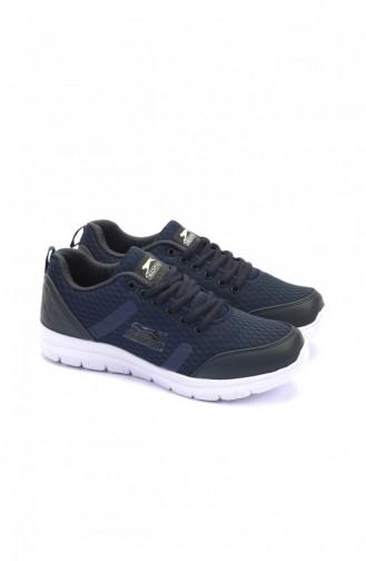 Slazenger Tara Koşu Yürüyüş Kadın Ayakkabı Lacivert 80491