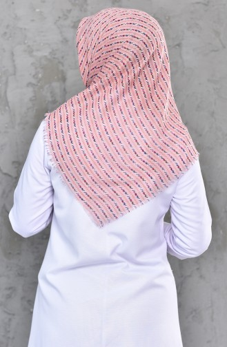 Light Powder Scarf 2219-17