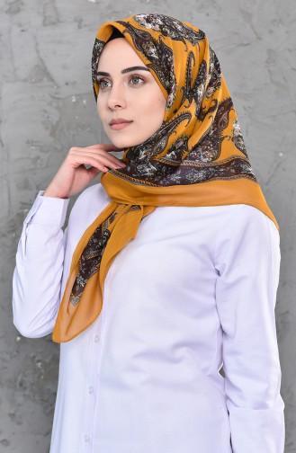 Orange Scarf 901468-04