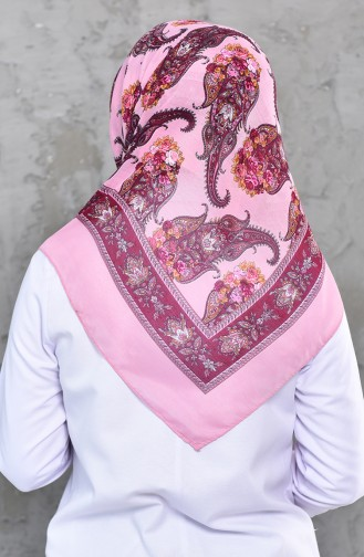 Pink Scarf 901468-08