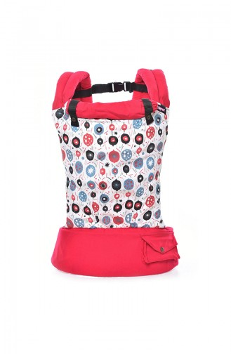 Red BABY CARRIER 003R