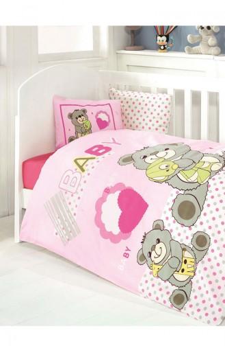 Pink Linens Set 10627
