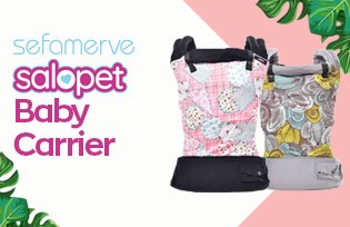 Salopet Baby Carrier