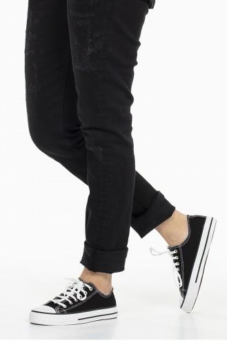 Chaussures Sport Pour Femme 2043 Noir 2043