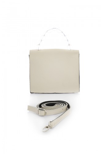 Stilgo Women´s Shoulder Bag AV42Z-04 Beige 42Z-04