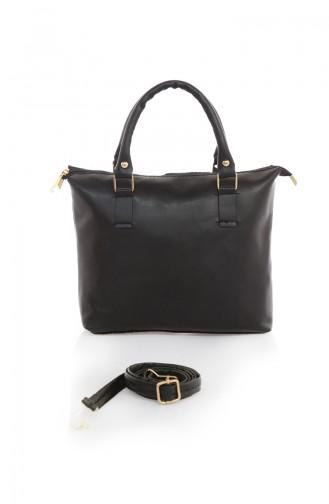 Stilgo Women´s Shoulder Bag TL107Z-01 Black 107Z-01
