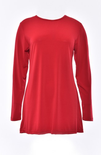 Red Blouse 5001-07