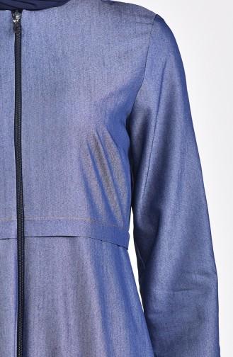 Sensual Jeans Abaya 1018-03 Rauchgrau 1018-03