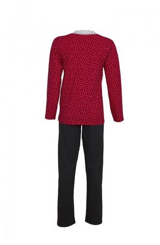 Pyjama Rouge 2441