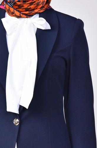 Navy Blue Jacket 5002-01