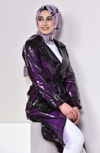 Purple Raincoat 12001-02