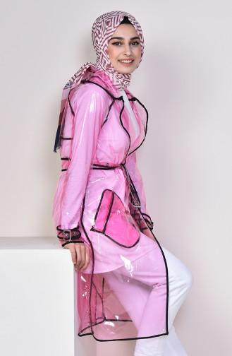 Rosa Regenmantel 12001-03