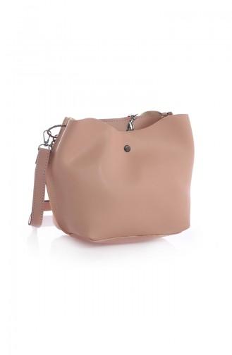 Stilgo Womens Shoulder Bag ARN20Z-08 Powder 20Z-08