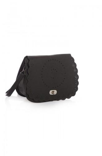 Stilgo Women´s Shoulder Bag MST03Z-05 Black 03Z-05