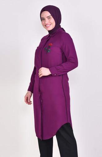 Purple Tunic 2004-05
