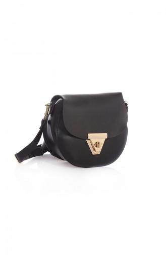 Black Shoulder Bags 09Z-02