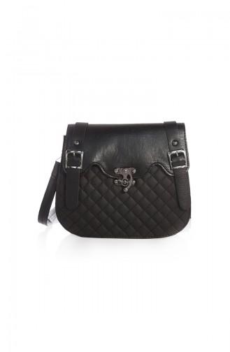 Black Shoulder Bag 11Z-03