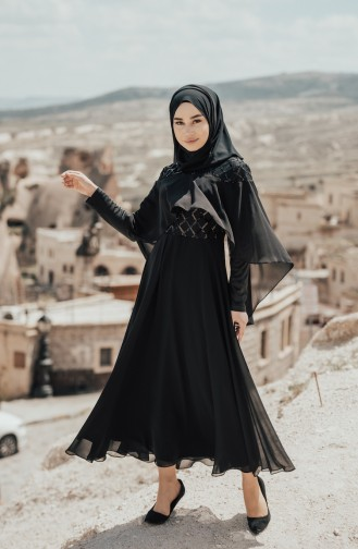 1ccb8b2989d1d Dinner Dress Black And Red For Muslimah – Little Black Dress | Black ...