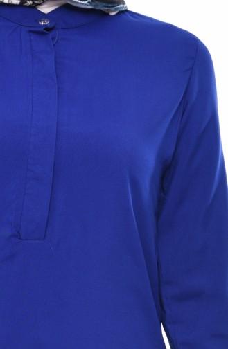 Saxon blue Tuniek 1192-08