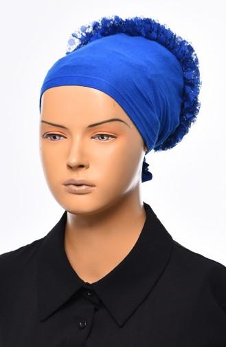 Lace Frilly Bonnet 901392-18 Saks 901392-18